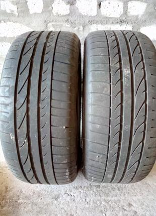 Летние шины б/у 215 50 r17 Bridgestone Potenza RE050A