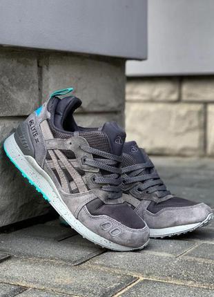"""Asics gel lyte iii mt """"sneakerboot"""" """"grey/grey"""""""