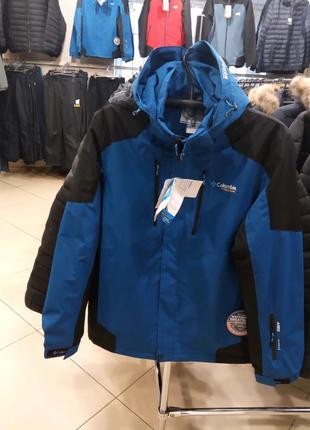 Куртка Columbia, ветровка утепленная