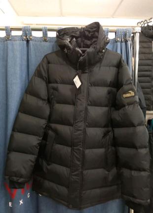 Пуховик большого размера, парка, куртка зимняя Braggart