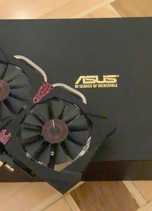 Видеокарта Asus Radeon R7370 Strix—R7370-DC2-4GD5-Gaming