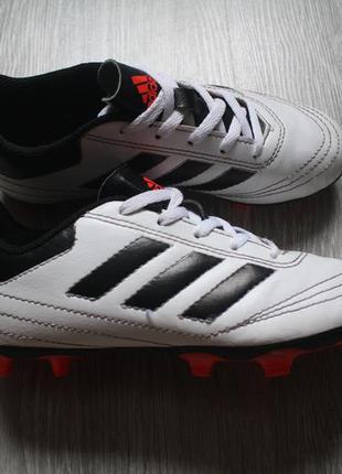 Бутсы adidas goletto vi fg j aq4286 р. 31,5 стелька 19,5 см
