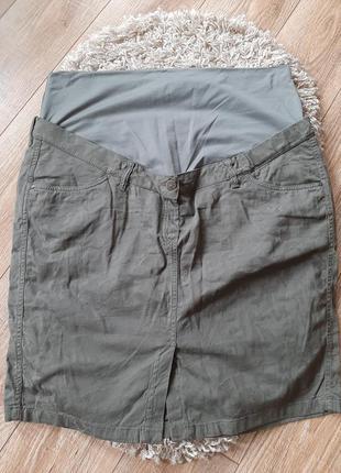 Фирменная юбка для беременных