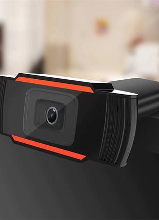 Web camera Веб камера HD 480p со встроенным микрофоном Webcam