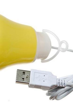 LED Лед Лампа 5V 5W USB Кабель 1.2м
