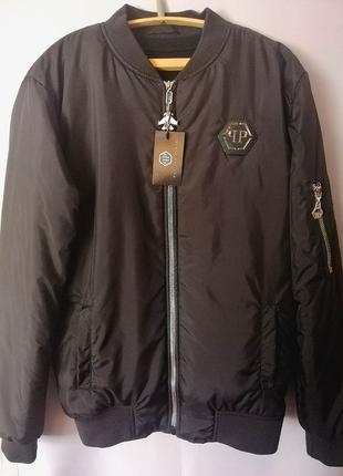 Курточка мужская осенние-весенняя Philipp Plein