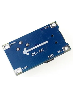 Повышающий DC-DC MT3608 mini microUSB 2-24В —> 5-28В 2A преобразо
