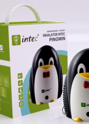 Ингалятор небулайзер Intec Pingwin CN02-WF2