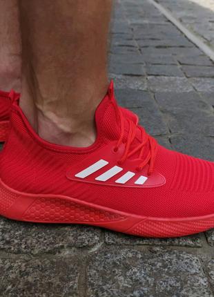 Кроссовки, Мужские кроссовки красные