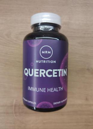 MRM Nutrition, Кверцетин 500 мг, Quercetin, 60 капсул. США