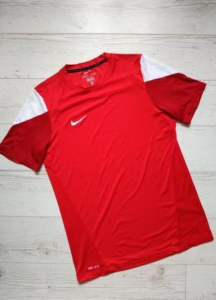 Nike dri-fit футболка мужская р. м
