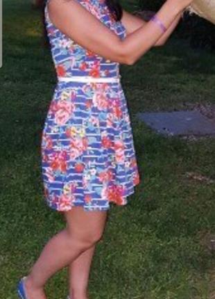 Платье летнее 46р