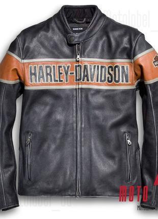 Куртка кожаная Harley-Davidson Victory Lane 98057-13VM мото