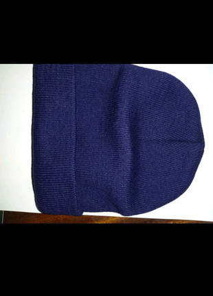 Новая теплая унисекс шапка!