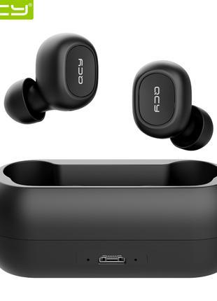 QCY QS1 (T1C) беспроводные TWS Bluetooth 5.0 наушники гарнитура