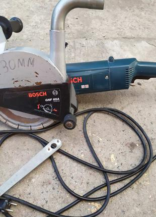 Продам штроборез (бороздодел) Bosch GNF 65A, оригинал