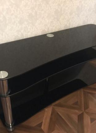 Стеклянный стол(подставка) под телевизор