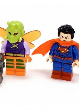 Marvel Super Heroes  LEGO Бетмен Доктов Бумеранг Призрачный