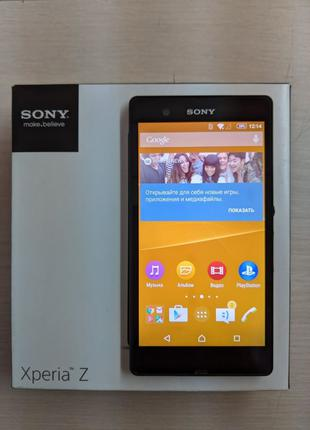 Смартфон Sony Xperia Z C6602