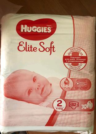 Пампсеры Huggies