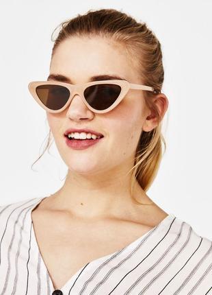 Солнце защитные очки кошечки