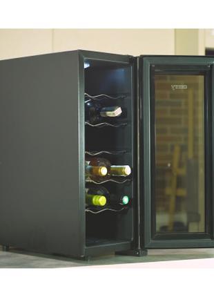 Винный холодильник CAMRY CR 8068 на 12 Бутылок 33 Литра