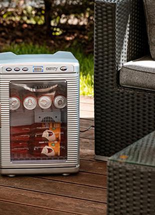 Холодильник Camry CR 8062 20л AC 230V или DC 12V