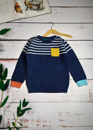 2-3 года кофта свитер next