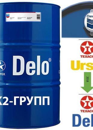 Texaco DELO GOLD ULTRA E SAE 15W-40 Моторное Масло/208л.