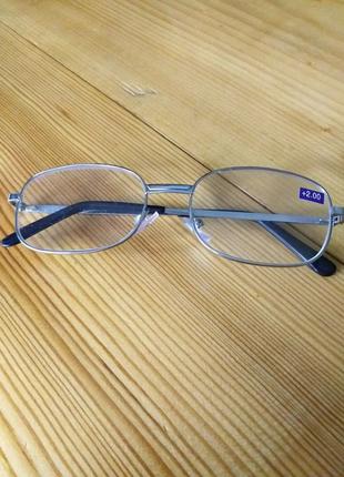 Очки для зрения в ассортименте, новые.