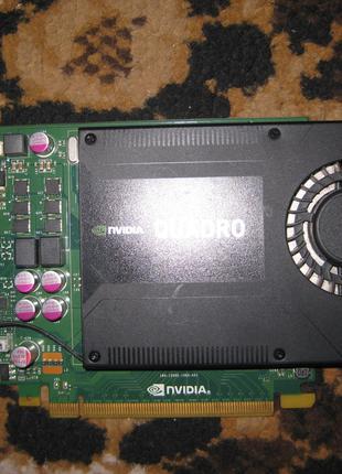Видеокарта Nvidia Quadro K2000 2Gb DDR5