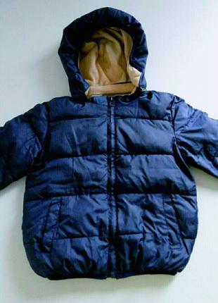 Детская курточка (осень, зима)