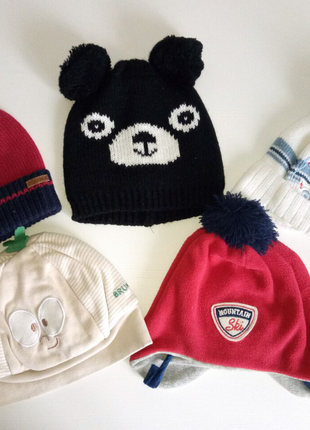 Детская шапочка (шапка, шапки детские)