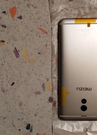 Крышка для meizu m6 note +новый чехол бампер