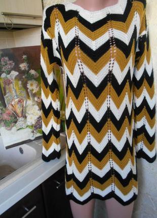 #made in italy#ажурное вязаное платье # #