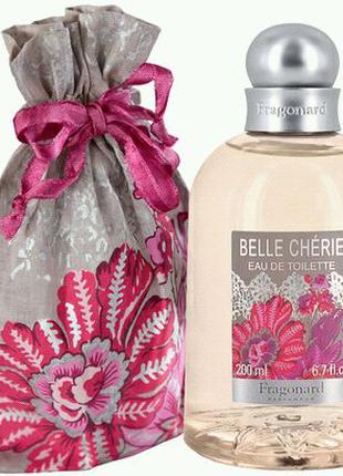 Belle cherie від Fragonard 200ml