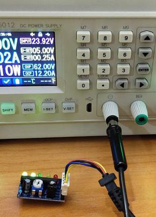 Индикатор уровня громкости (напряжения, сигнала) KA2284
