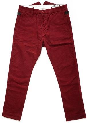 Распродажа! вельветовые брюки diesel kugan