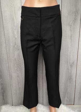 Matalan штаны черные классические новые размер s 36 8 с стрелками