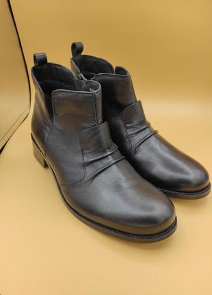 Ботинки женские демисезонные bata