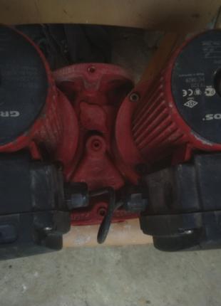 Циркуляционный насос Grundfos UPSD 32-120 F - 3 фазы