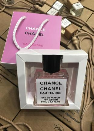 Chanel chance eau tendre 50мл