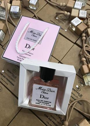 Christian dior miss dior blooming bouquet 50мл