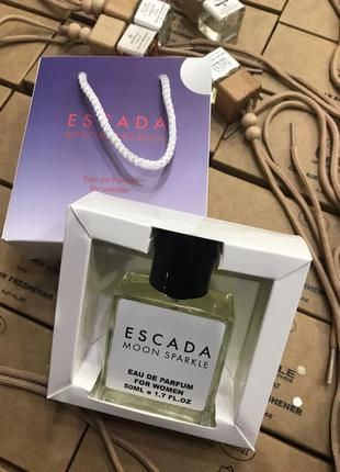 Escada moon sparkle 50мл