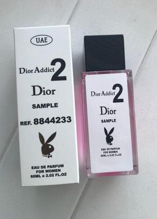 Christian dior dior addict 2 с феромонами 60 мл