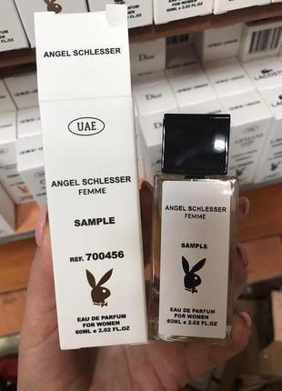 Женская парфюмерия angel schlesser femme с феромонами