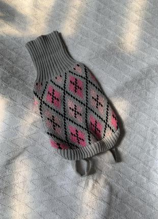 Милый свитерок для собаки / кота