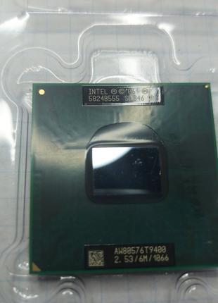 Процессор для ноутбука, Новый, Intel Core 2 Duo T9400