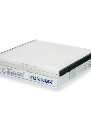 Фильтр очистки воздуха салона KÖNNER KCF-8108