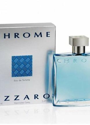 Духи, туалетна вода,туалетная вода  для мужчин Azzaro Chrome 3...